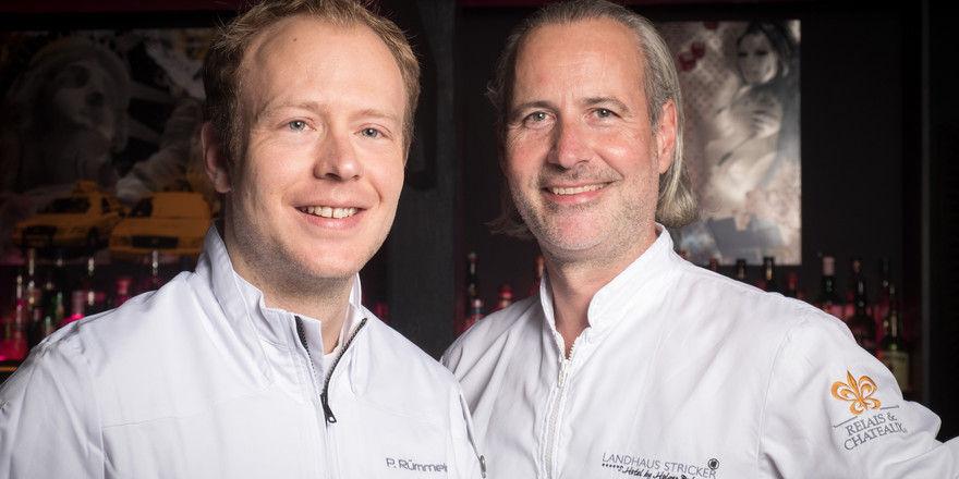 Duo: Philip Rümmele (links) und Holger Bodendorf
