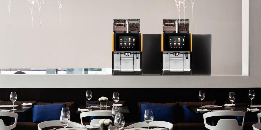 WMF: Neue Sirupstation für mehr Kaffee-Spezialitäten