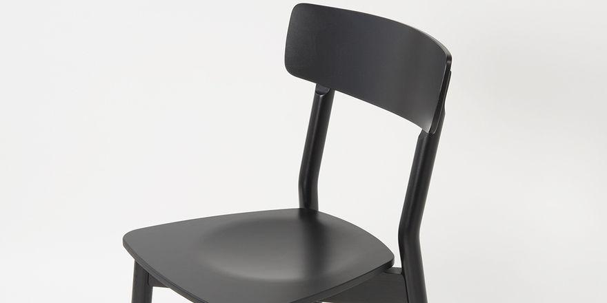 Mattis: Der Gastro-Stuhl von Schnieder bietet intelligente Detaillösungen