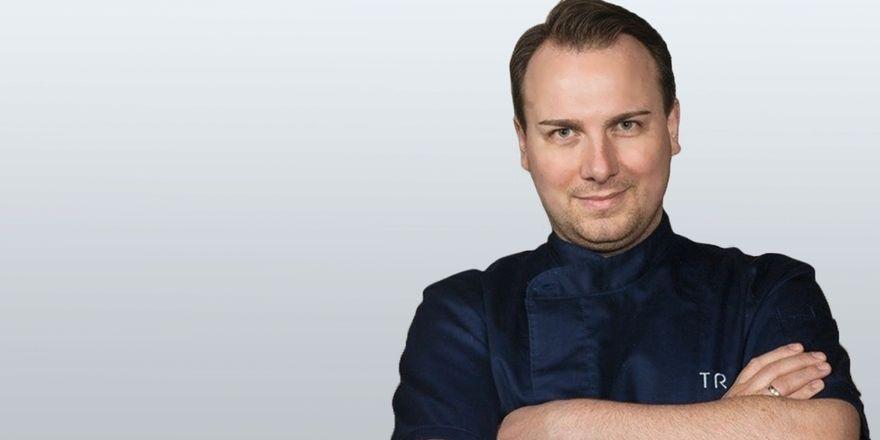 Kocht am Valentinstag: Tim Raue kooperiert mit er Metro