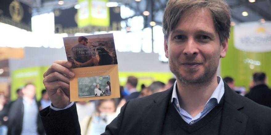 Dominik Mayer: So sieht ein Geschenkgutschein von Extra Booking aus