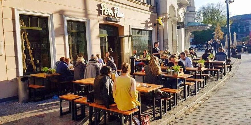 Peter Pane in Rostock: Jetzt will die Burgerkette Filialen in Süddeutschland und Österreich eröffnen