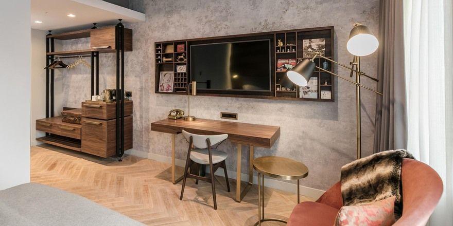 Fast wie im Wohnzimmer: Canopy by Hilton