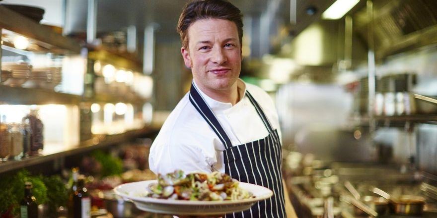 Promi-Koch: Jamie Oliver setzt auf frische italienische Küche