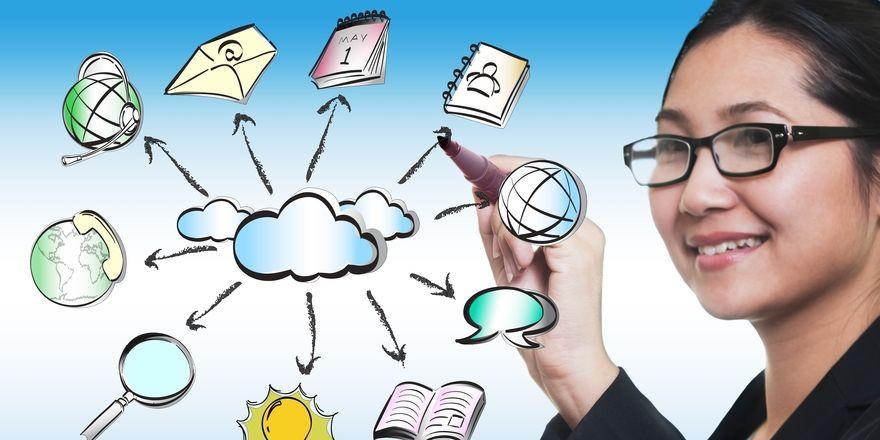 Marketing in vielen Kanälen: Beim Kongress von Vioma werden verschiedene Internet-Segmente beleuchtet