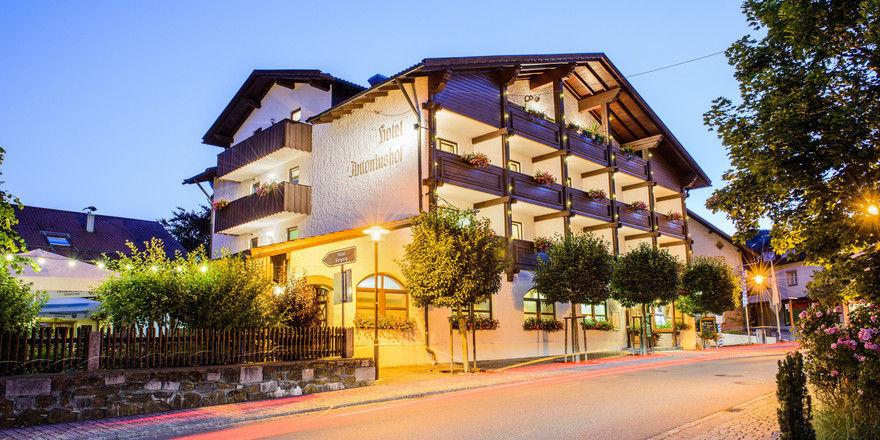 Neue Marke: Ab 1. Juni firmiert das Hotel Antoniushof im Bayerischen Wald unter der Marke Best Western