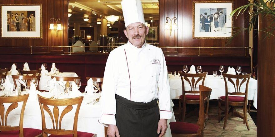 Chez Victor's mit neuem Küchenchef: Dominique Gérard Stenger