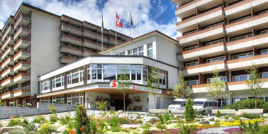 Sunstar in Davos: Besonders beliebt bei Gästen aus dem Nahen und fernen Osten