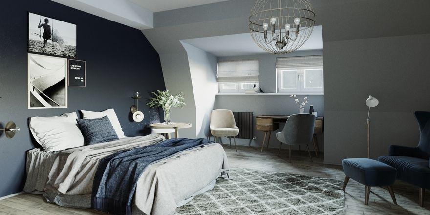 Maritim: Die Zimmer punkten mit Gemütlichkeit und dezentem, natürlichem Design