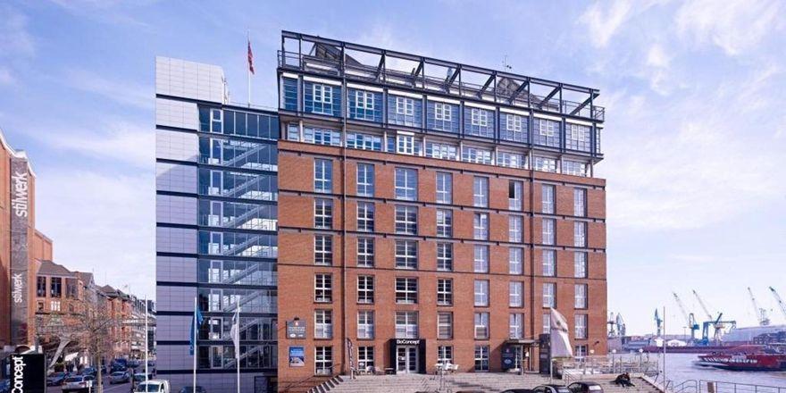 Ginn Hotel Hamburg Gold Inn