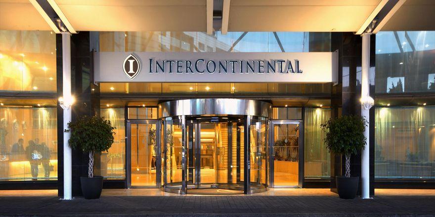 Gut aufgestellt: Die Intercontinental Hotels Group, hier das Haus in Malta