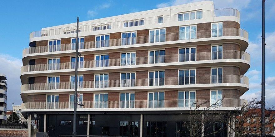 The liberty in bremerhaven gestartet allgemeine hotel for Design hotel bremerhaven