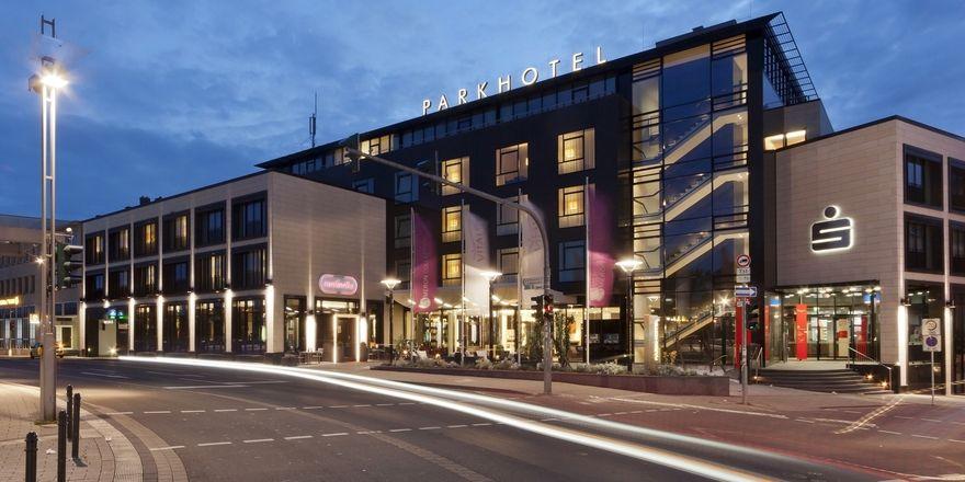 Vor dem Wechsel: Das Parkhotel Euskirchen wird Teil des Welcome-Portfolios