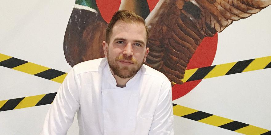 In nur 100 Tagen hat er sein Restaurant realisiert: Kai Wienand kocht jetzt in seiner Heimatstadt Mannheim. Das Ambiente ist lässig und richtet sich an eine lockere, aber anspruchsvolle Klientel.
