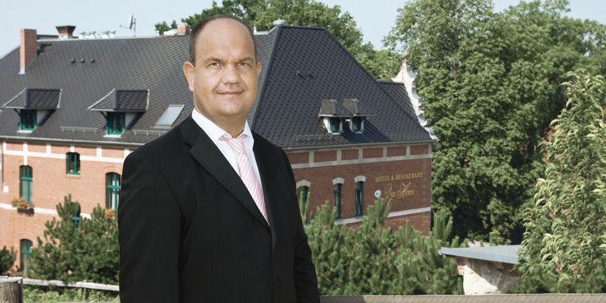Fordert mehr Wertschätzung: Landesverbandspräsident Michael Schmidt kritisiert ungehöriges Auftreten von Gästen gegenüber den Dienstleistern.