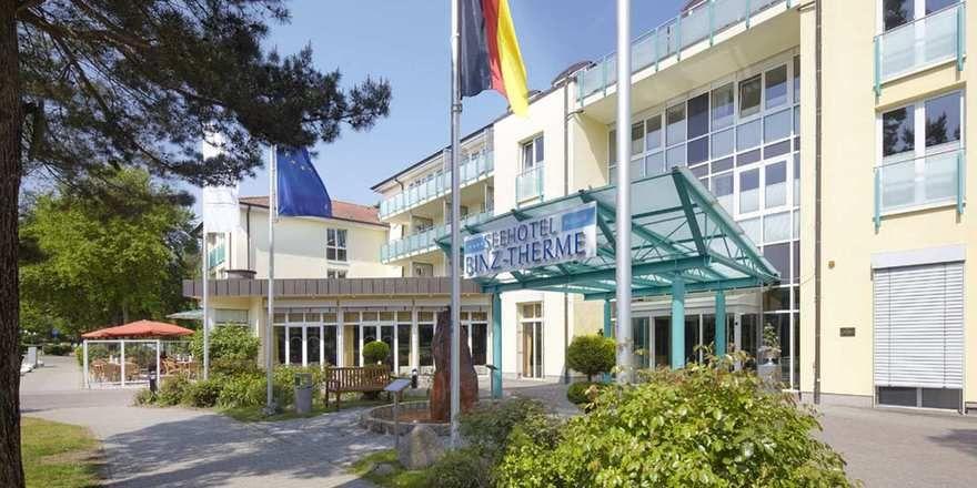 Jetzt bei Dorint: Das Seehotel Binz-Therme Binz/Rügen