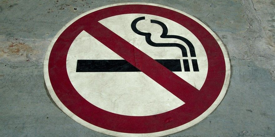 Rauchverbot: Das kann der Hotelier selbst aussprechen und bei Booking.com auch so angeben