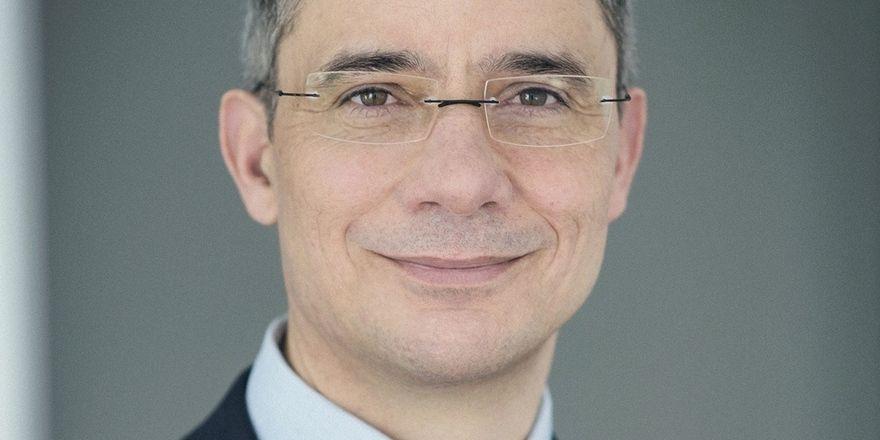 """Servitex-Geschäftsführer Rolf Slickers: """"Wir legen Wert auf Qualität und Kontinuität, setzen auf das Prinzip 'one face to the customer'."""""""