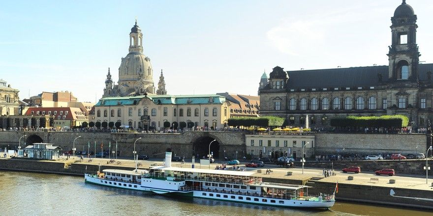 Kleine Veränderung: In Dresden geht die Bettensteuer geringfügig nach unten
