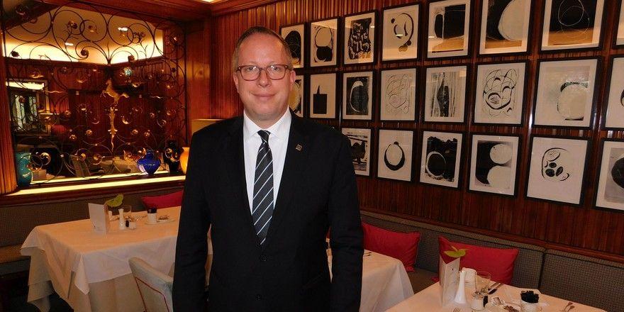 Jetzt in Stuttgart: Michael Braun