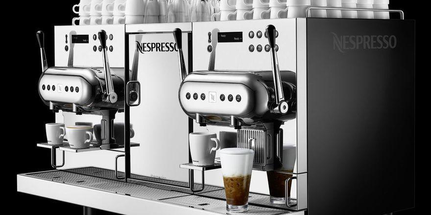 Nespresso Mit Neuer High Performance Maschine Allgemeine Hotel