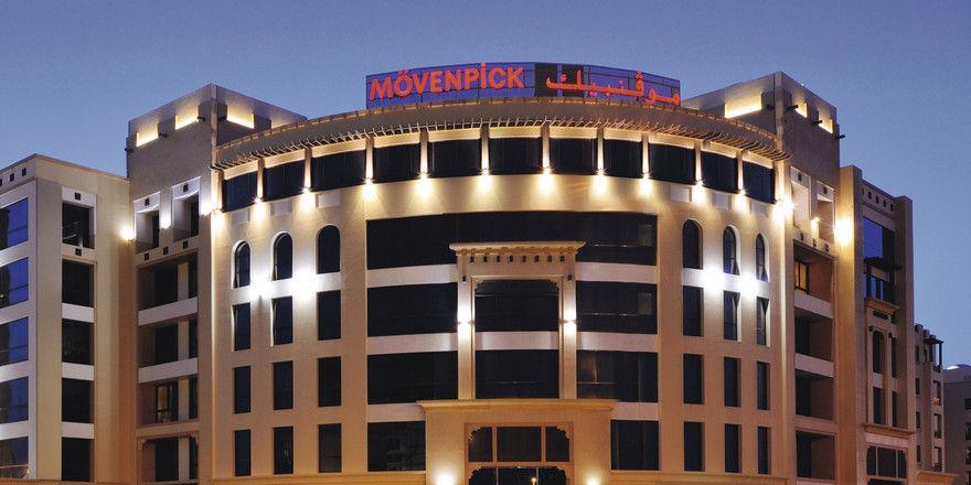 Auf Wachstumskurs: Mövenpick erschließt mit weiteren Hotels den Nahen Osten
