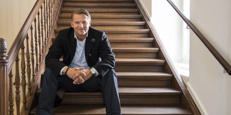 Große Expansionspläne: Alexander Fitz, CEO der H-Hotels AG