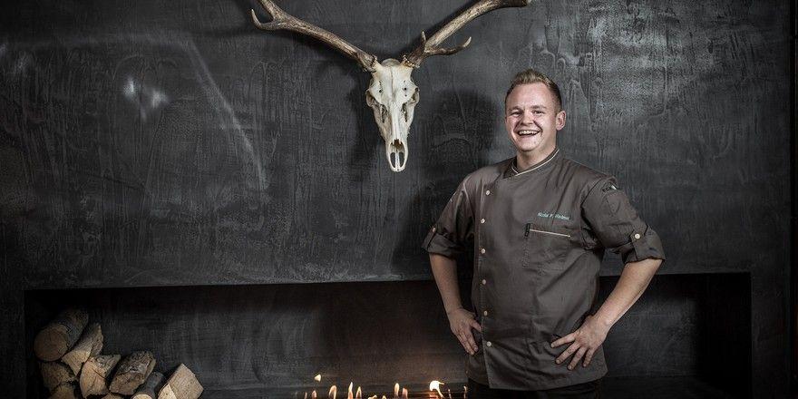 Pop-up im Brenners: Nicolai Wiedmer kocht vorübergehend im ehemaligen Sternerestaurant