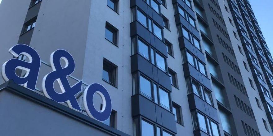 Kersaniert: Das A&O Hotel und Hostel in Prag
