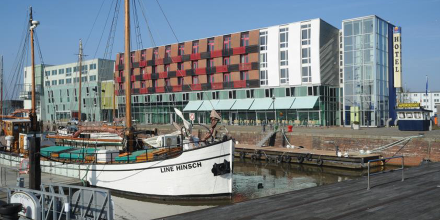 Comfort hotel bremerhaven modernisiert allgemeine hotel for Design hotel bremerhaven