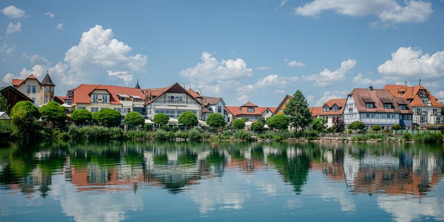Neues Haus geplant: Das Seehotel Niedernberg wird vergrößert