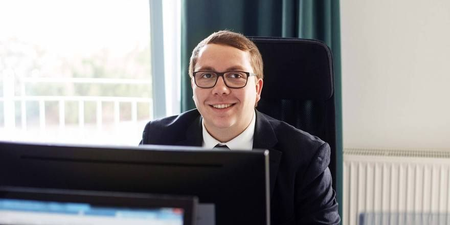 Neue Aufgabe: Jan Frantzen übernimmt die Leitung des Landhotels Rügheim.
