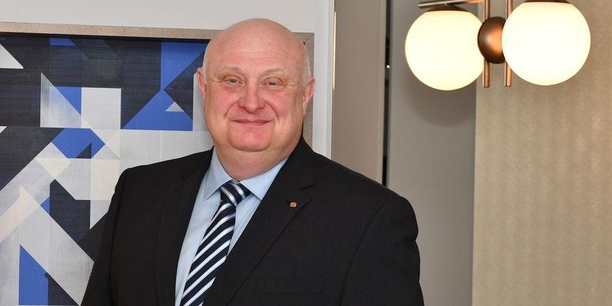 Neu im Elephant: General Manager Andreas Kartschoke