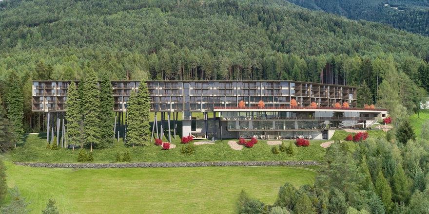 Hotel auf Stelzen: Das My Arbor in Südtirol