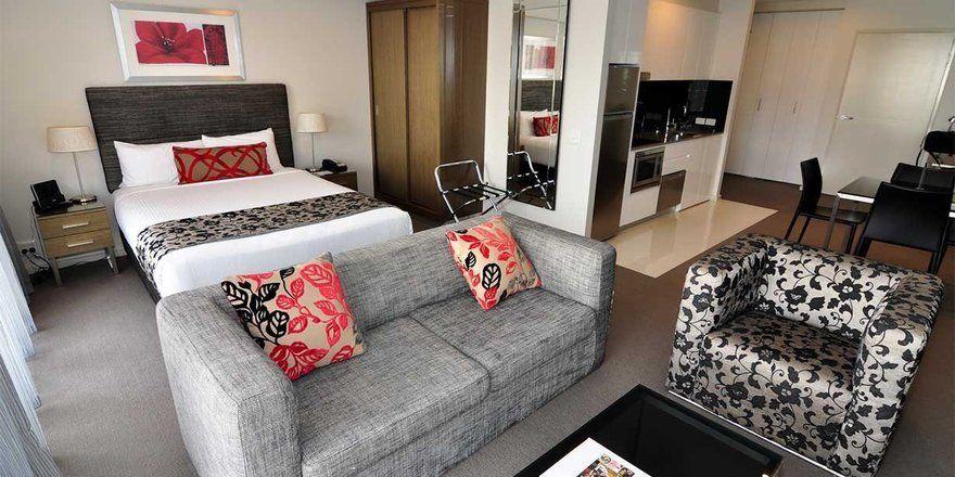 Wohnlich: Adina Serviced Apartments