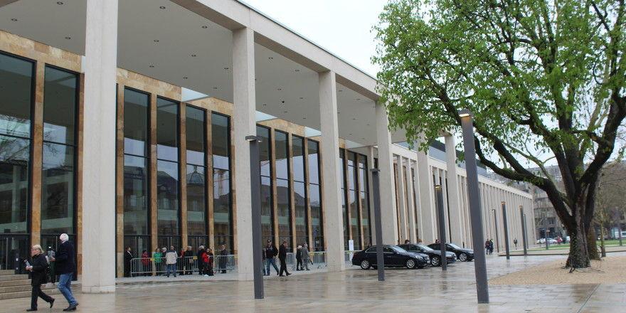Hell und modern: Das RMCC weckt die Hoffnung auf steigende Gästezahlen für Wiesbadens Hotellerie