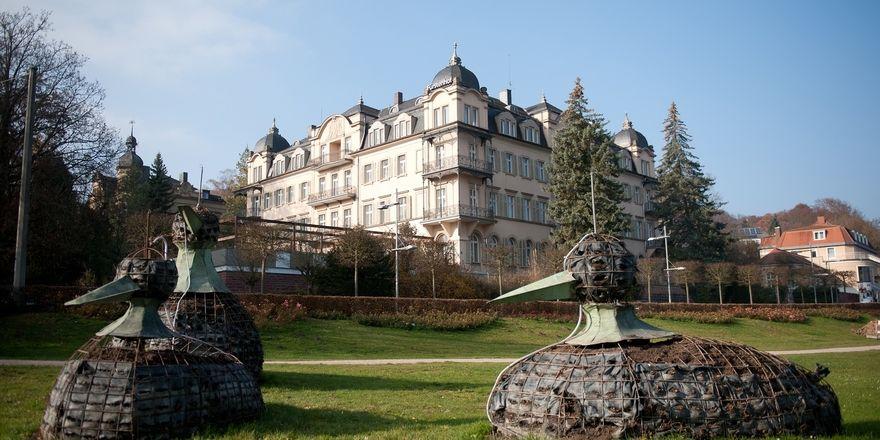 Luxushotel geplant: Das frühere Kurhotel Fürstenhof soll umfangreich saniert werden