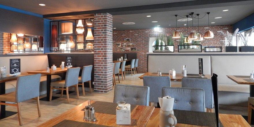Wird modern: Das Restaurant Heimisch des Weissenhäuser Strands