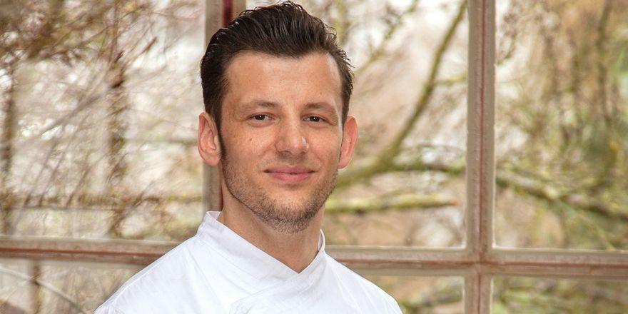 Neue Aufgabe: Der gebürtige Brandenburger Alexander Müller kocht jetzt in der Bleiche