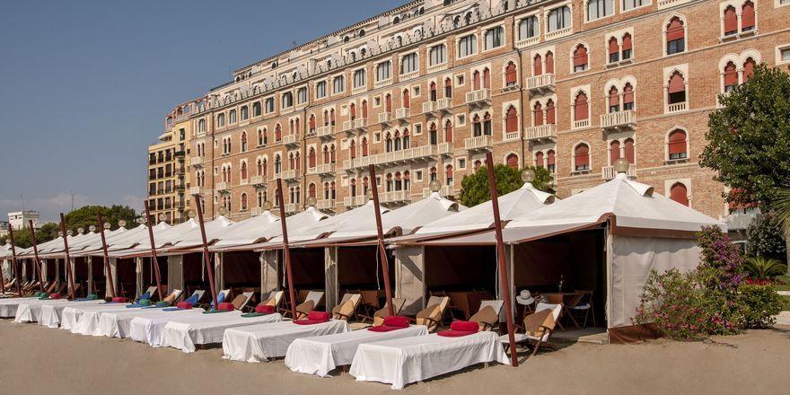 Neustart Fur Luxus Strandhotel In Venedig Allgemeine Hotel Und