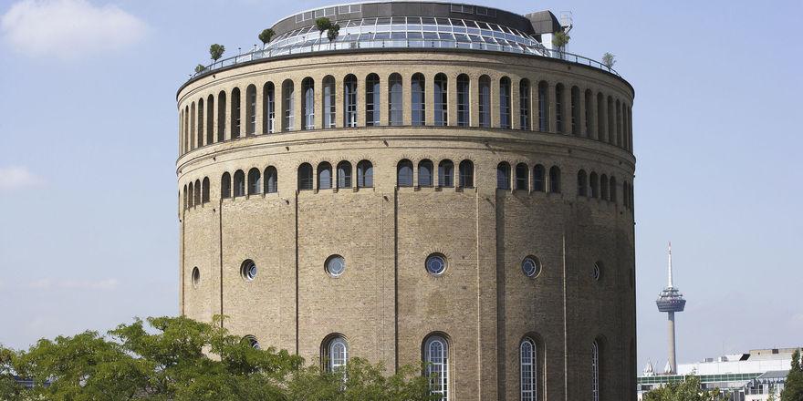 Setzt nicht mehr Sterne-Gastro: Die neuen Inhaber des Kölner Hotel im Wasserturm gehen neue Wege. und Äd werden neu konzipiert
