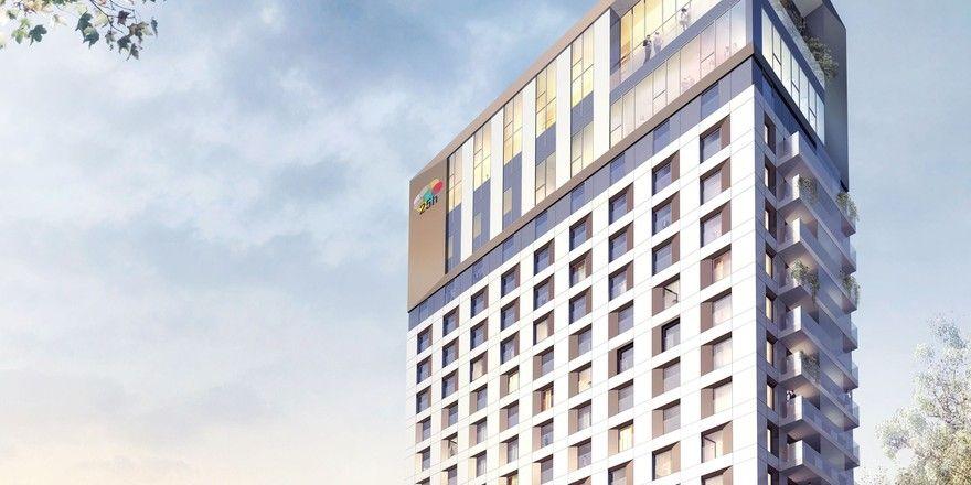 Neues Hotel-Highlight für Düsseldorf: Das 25hours Das Tour wird mit Spannung erwartet