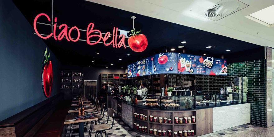 ciao bella er ffnet flagship store in hamburg allgemeine hotel und gastronomie zeitung. Black Bedroom Furniture Sets. Home Design Ideas