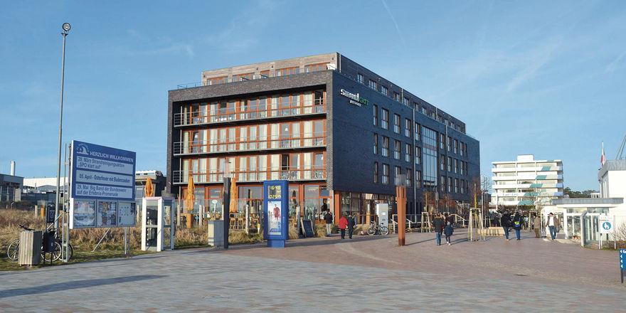 St Peter Ording Ist Top Allgemeine Hotel Und Gastronomie Zeitung