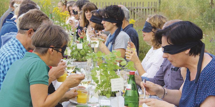 Essen als Erlebnis: Das Berliner Food Research Lab Wild & Root veranstaltet beim Solanum Festival ein Frühstücksfest.