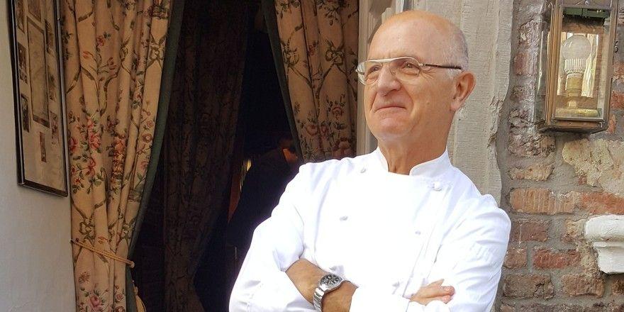 Visionär und Kochlegende: Jean-Claude Bourgueil, lange Zeit mit drei Sternen ausgezeichnet