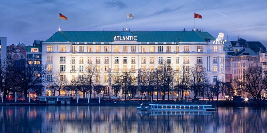 Neue Pläne: Das Atlantic Kempinski Hamburg hat ein Healthy-Food-Konzept in Vorbereitung