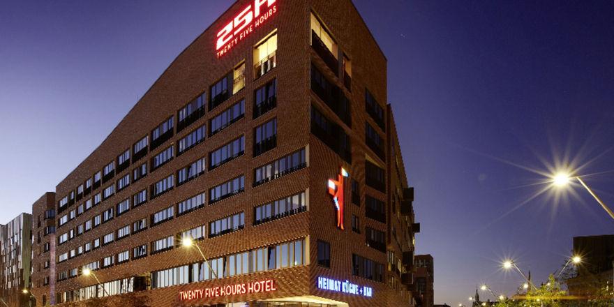 25hours Hotels: Eröffnungen stehen unter anderem in Köln, Florenz und Dubai an