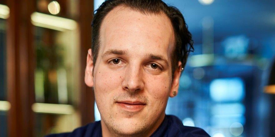 Neue Herausforderung: Matthias Roth steigt zum Küchenchef auf