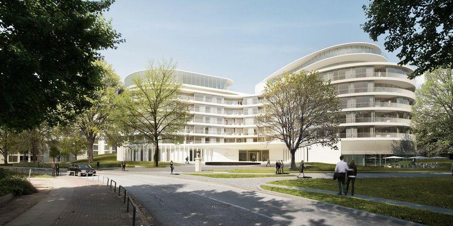 Lakeside Luxury: Im The Fontenay in Hamburg findet der erste Hotel Design & Technik Kongress statt